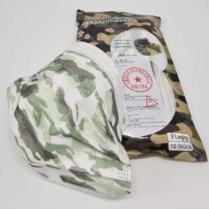 CE-Zertifiziert 3 Lagig Masken